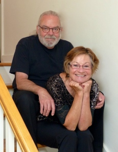 Patricia Pettinga and Bill Willging